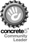 Concrete5 Community Leader