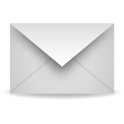 Click this envelope to email us (This launches your native email app)